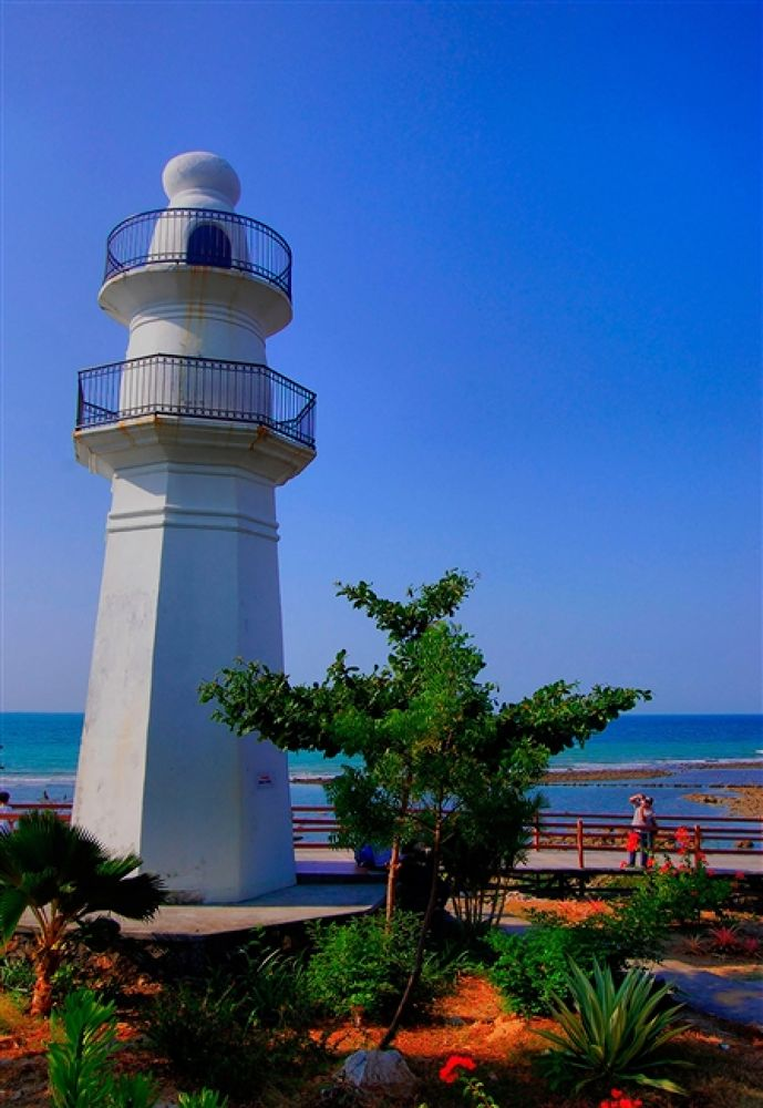 Photo in Random #beach #house #light #lamongan