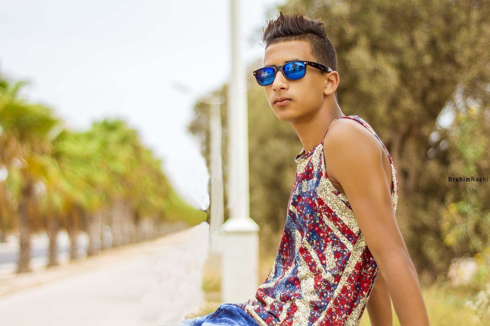 Photo in Portrait #portrait #50 mm #nikon #morocco