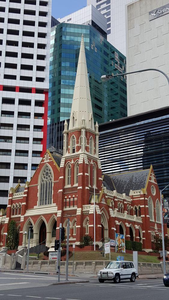 Photo in Cityscape #the church #brisbane #australia