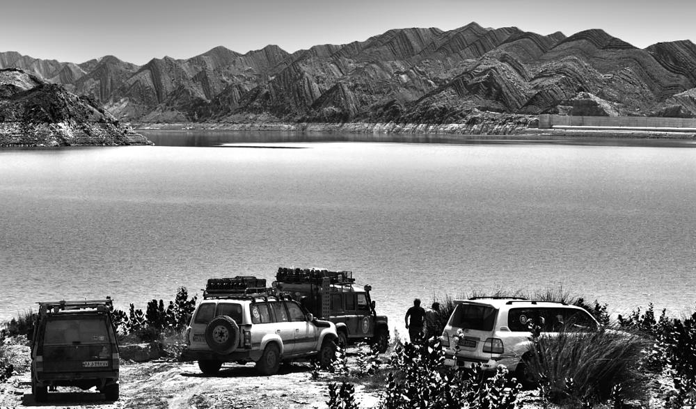 Photo in Black and White #https://www.facebook.com/babak