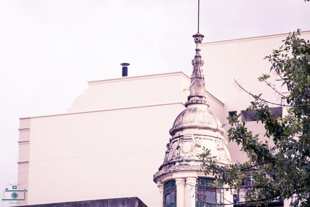 Photo in Street Photography #rooft #urban #hospital #la plata