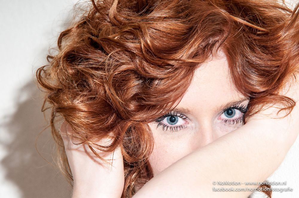 Photo in Portrait #photoshoot #nomotion #redhead #red #ginger