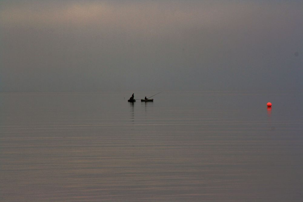 Photo in People #fishermen #sea
