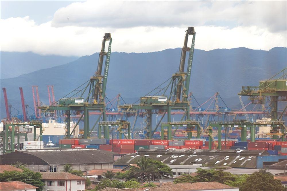 Photo in Random #porto #de #santos