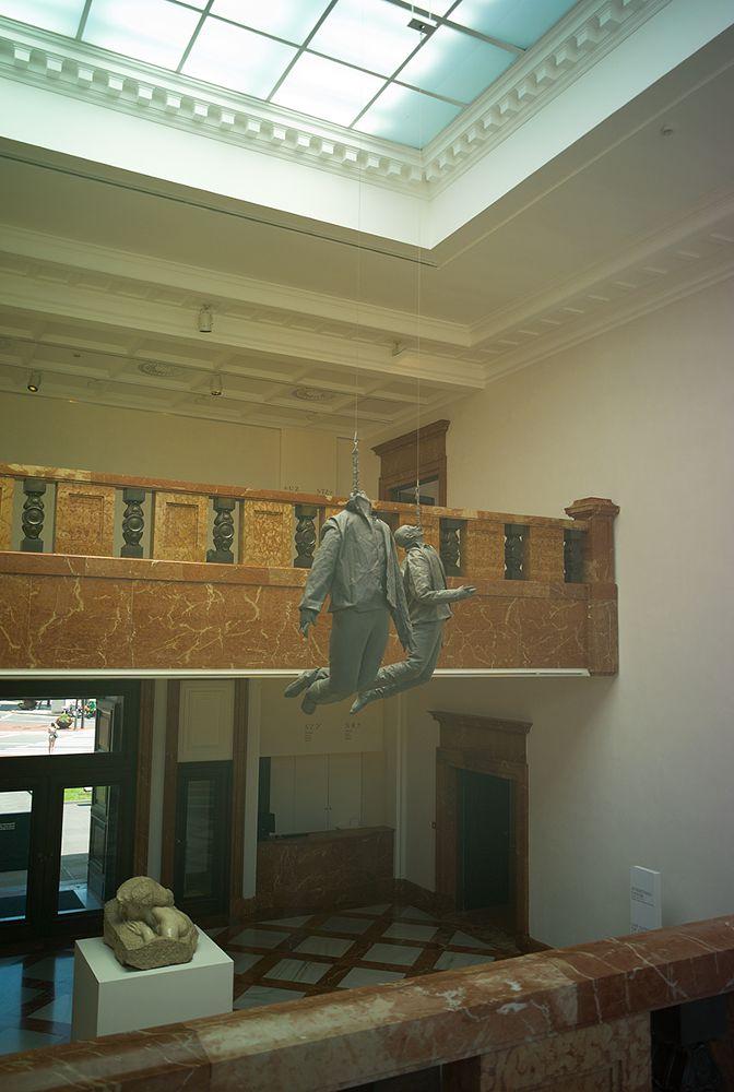 Photo in Still Life #hall #entrance #fine arts museum #bilbao