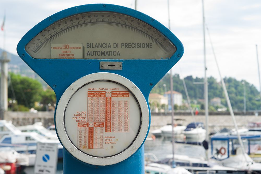 Photo in Still Life #scale #harbour #intra #italy #italian
