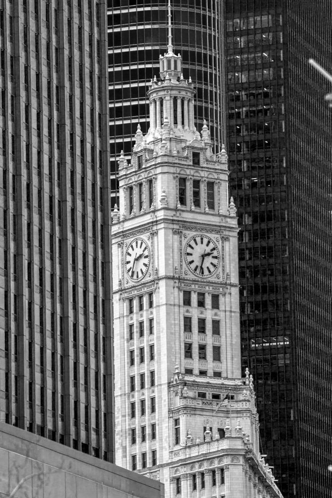 Photo in Architecture #building #tower #clock #architecture #city #chicago