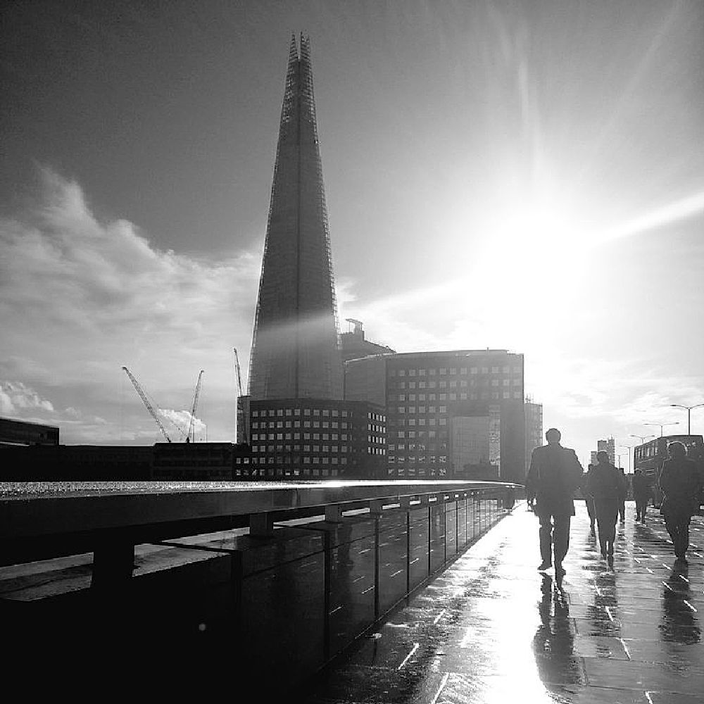 Photo in Architecture #shard #the shard #view from the shard #london bridge #cityscape
