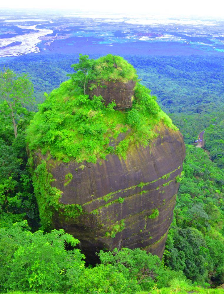 Photo in Nature #nature #rock #landscape #hills