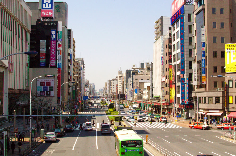 Photo in Random #tokyo #kinshicho