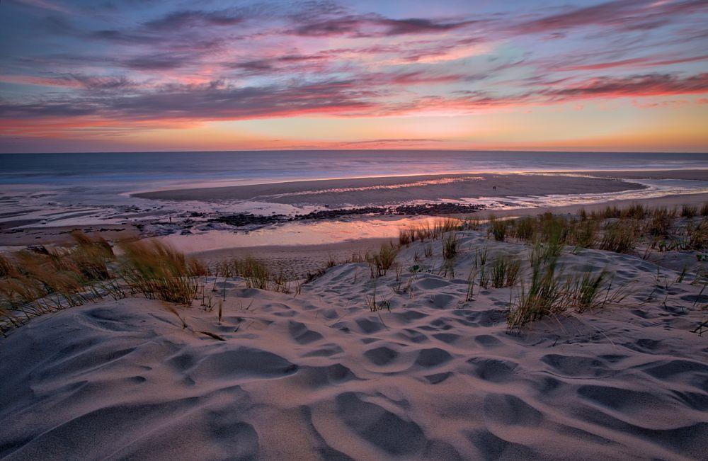 Photo in Landscape #france #atlantic coast #sunset