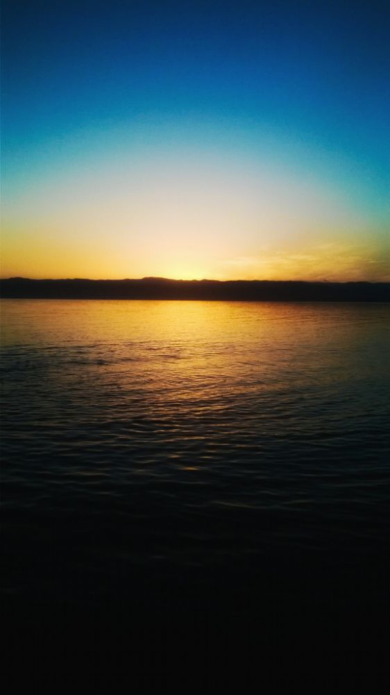 Photo in Sea and Sand #deadsea #jordan #sea #landscape #sunset #travel #tourism