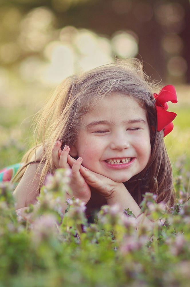 Photo in Portrait #spring #child