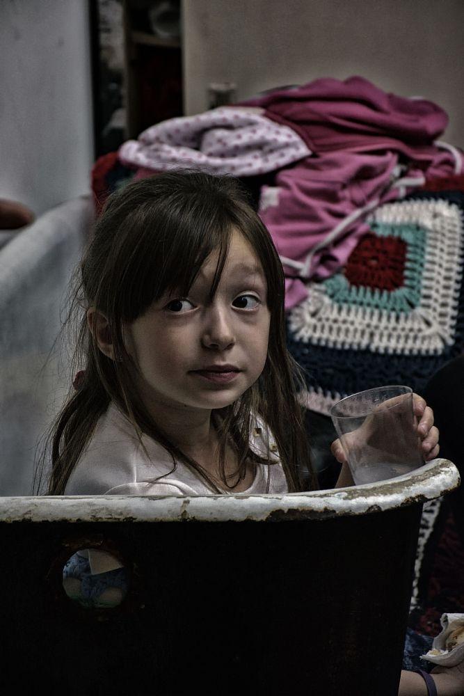 Photo in People #girl #people #mirada