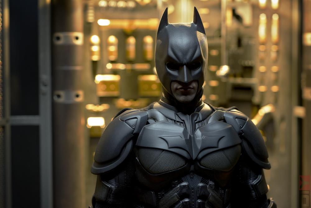 Photo in Product #batman #hot toys #dark knight #macro #product #toy #figure #action figure