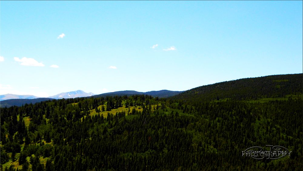 Photo in Landscape #rockymountains #colorado #mountainview