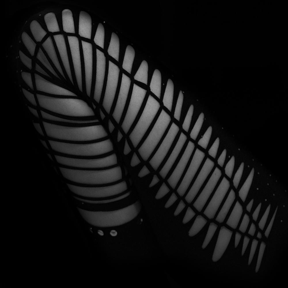 Photo in Black and White #leg #black & white #sexy #woman