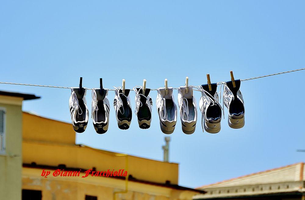 Photo in Random #scarpe sportive