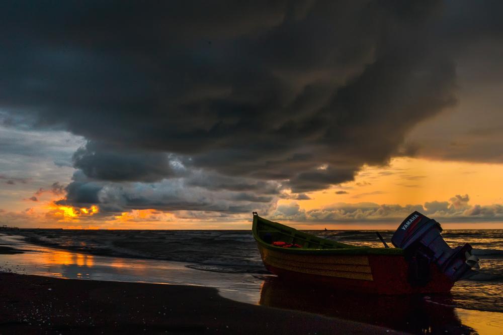 Photo in Landscape #sea #coast #iran #babolsar