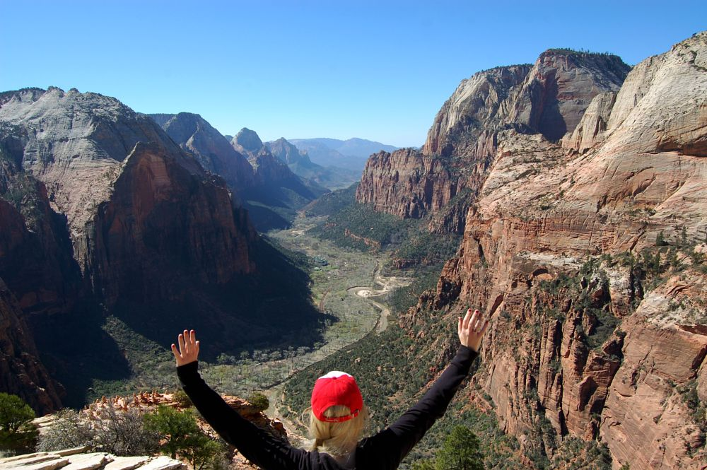 Photo in Nature #travel #zion national park #utah