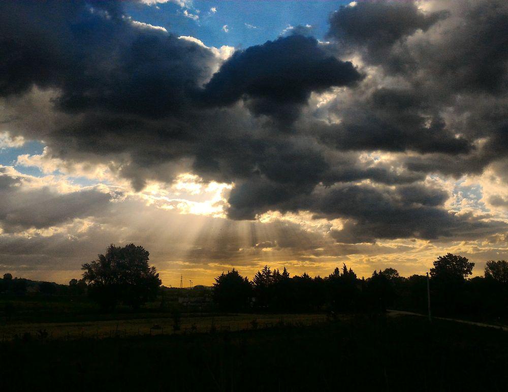 Photo in Landscape #colors #sky #nature #landscape