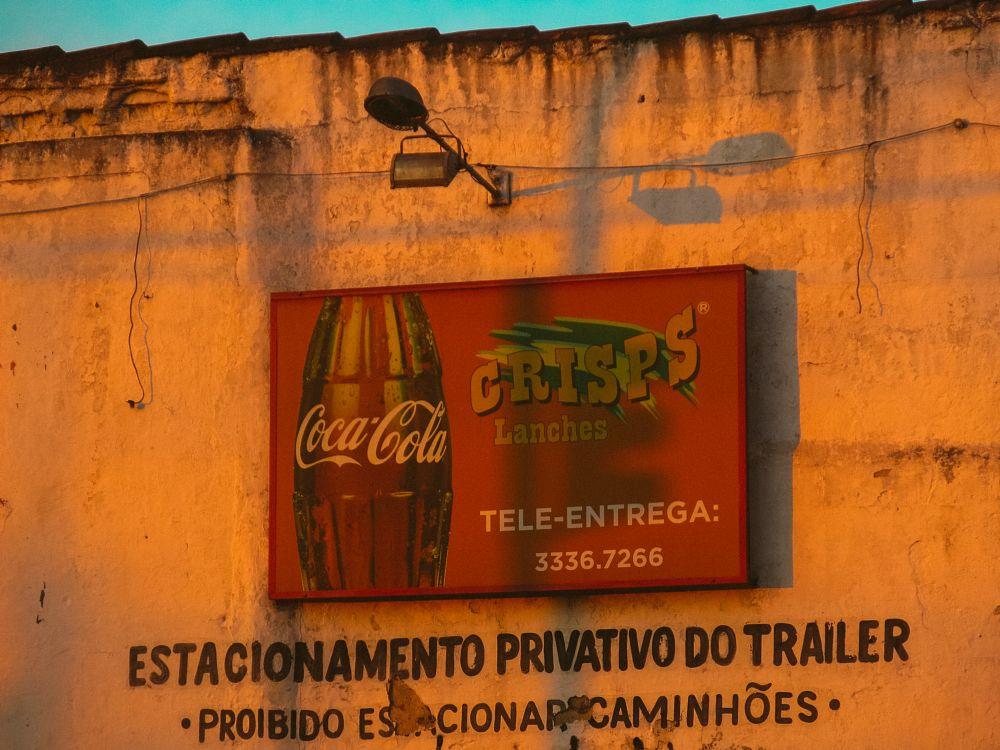 Photo in Cityscape #brazil #street #color #sunrise