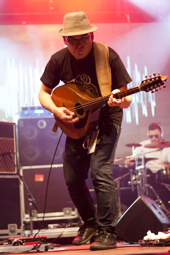 Photo in Concert #beltaine #bouzouki #irish #breton #musician #concert #szczecin #poland #polska