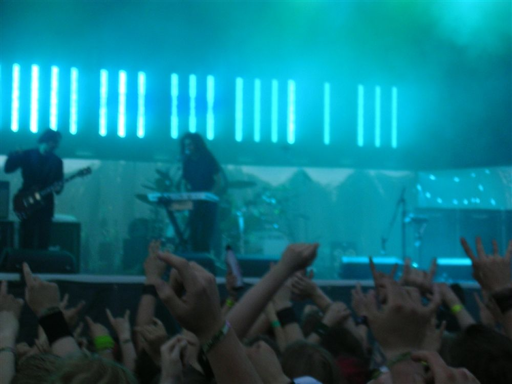 Photo in Random #2005 #slipknot #hultsfred