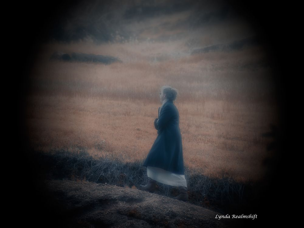Photo in People #walking #morning fog #country #self discovery