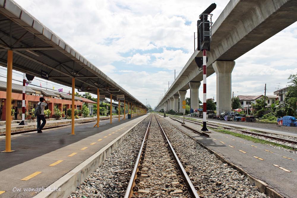 Photo in Landscape #landscape #railway