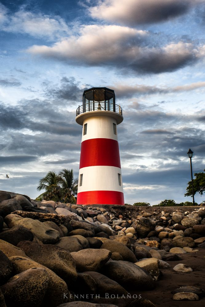 Photo in Cityscape #faro #ligth #luz #puntarenas #costa rica