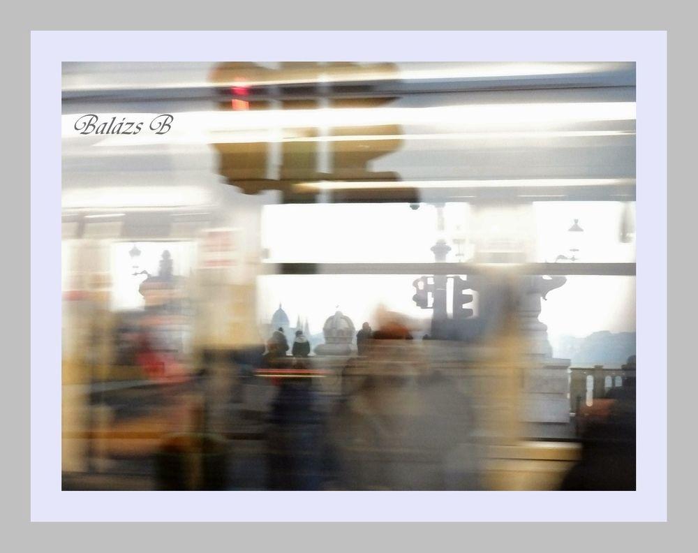 Photo in Urban #landscape #parliment winter tram