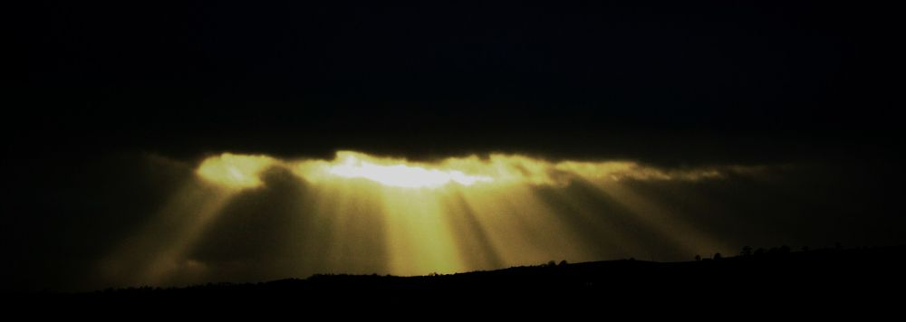 Photo in Nature #sun #clouds #sunset