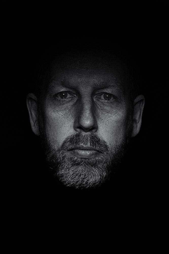 Photo in Portrait #black and white #portrait #portret #b&w #headshot