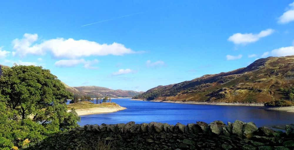 Photo in Landscape #haweswater #lake district #cumbria