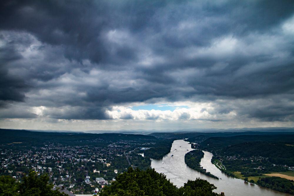 Photo in Landscape #sky #clouds