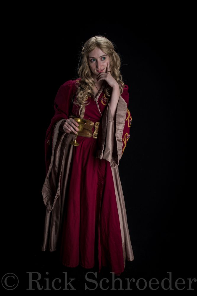 Photo in Portrait #game of thrones #got #cersei lannister #cersei #lannister #galaxyfest #colorado #2016 #cosplay #costume