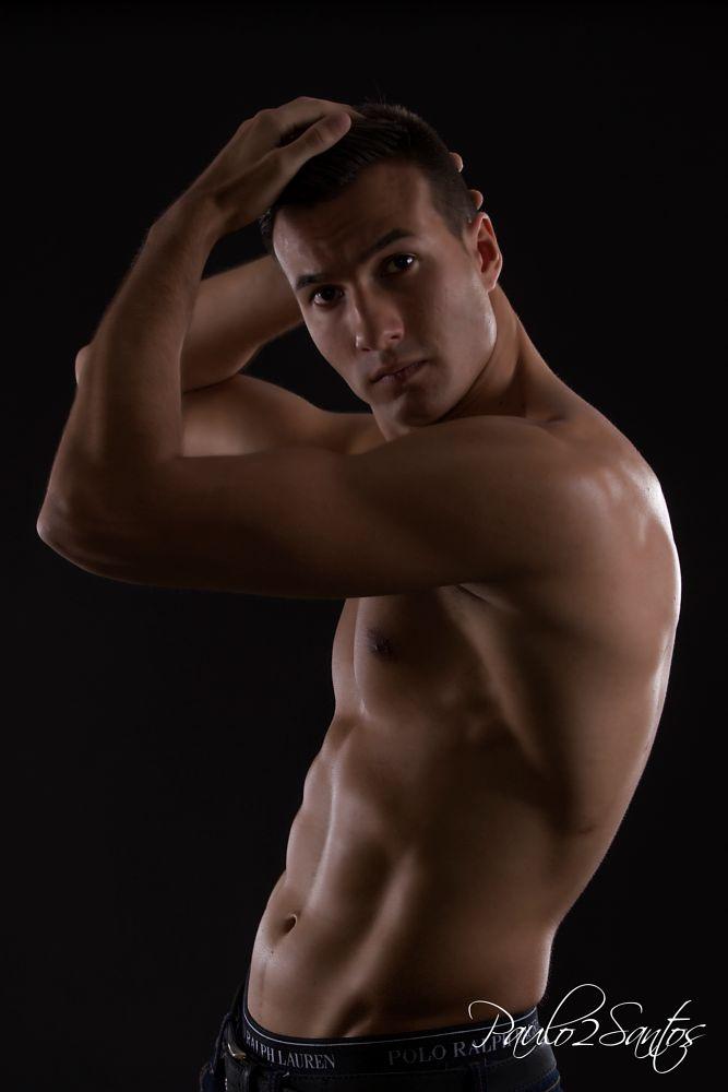 Photo in Random #chico #torso #desnudo #naked #nude #arte #art