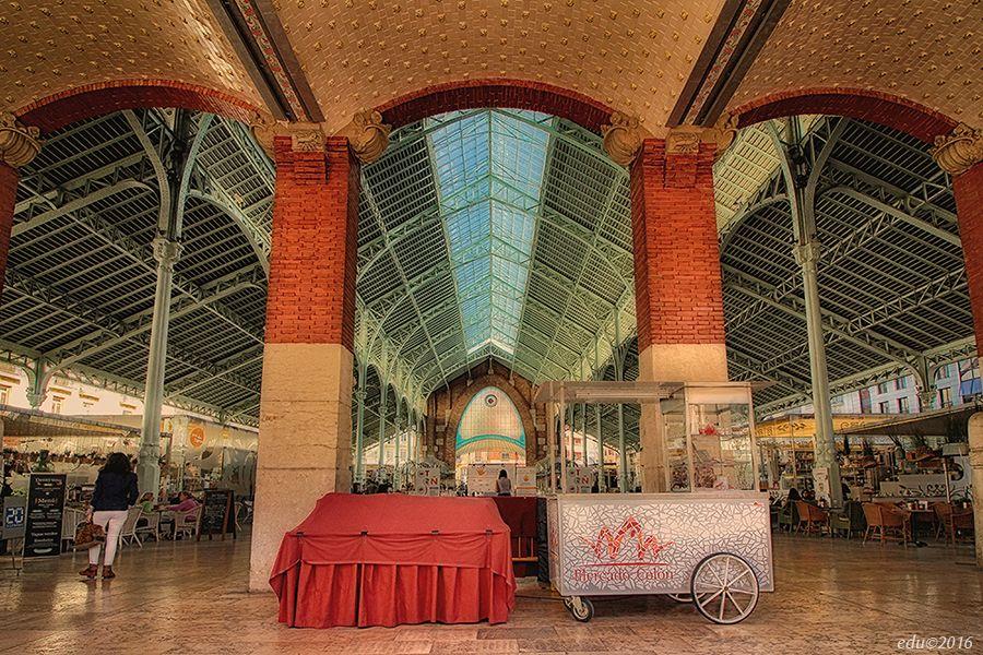 Photo in Interior #mercado #libertad #centimo