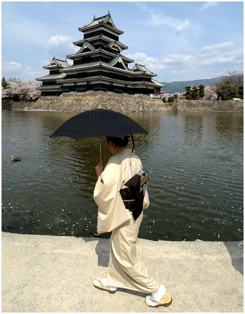 Photo in Travel #japan #castle