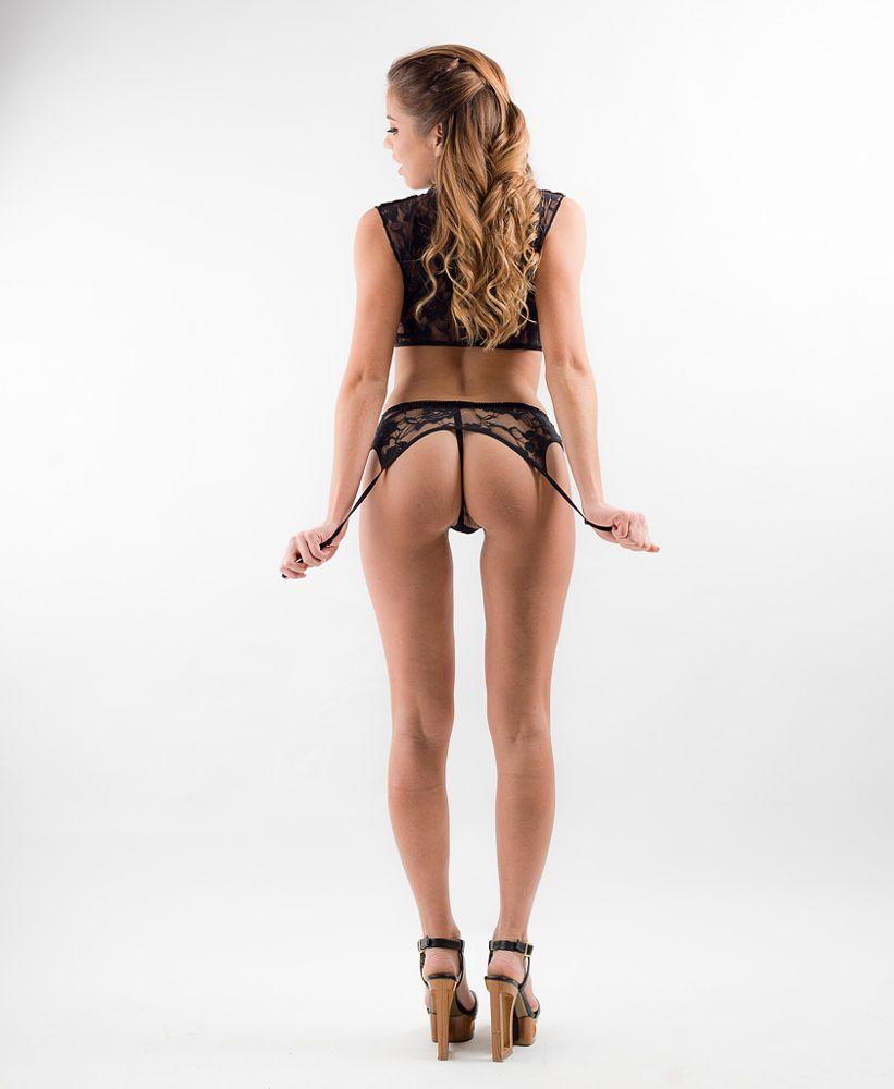 Photo in Fashion #model #studio #lingerie