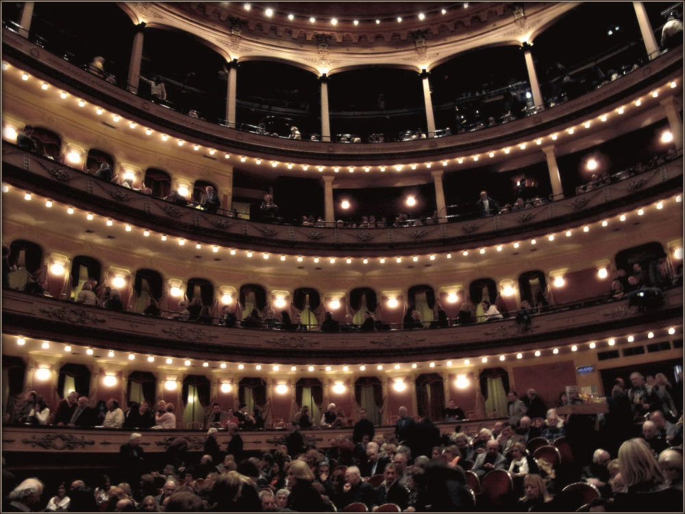 Photo in Random #theater #stage #people #music #opera