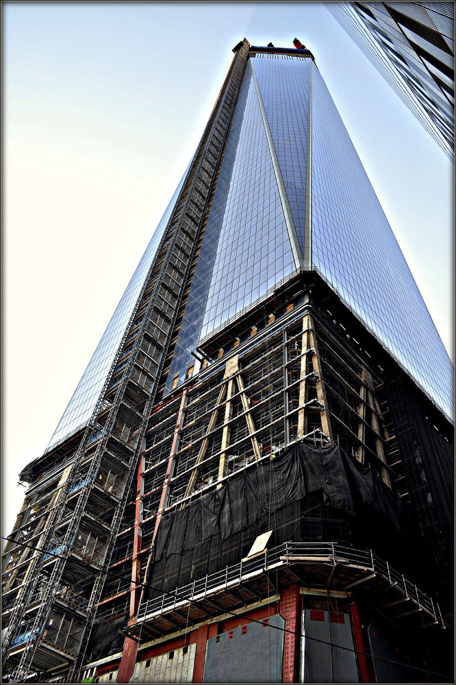 Photo in Random #wtc #world trade center #world #trade #center #building #new #manhattan #new york