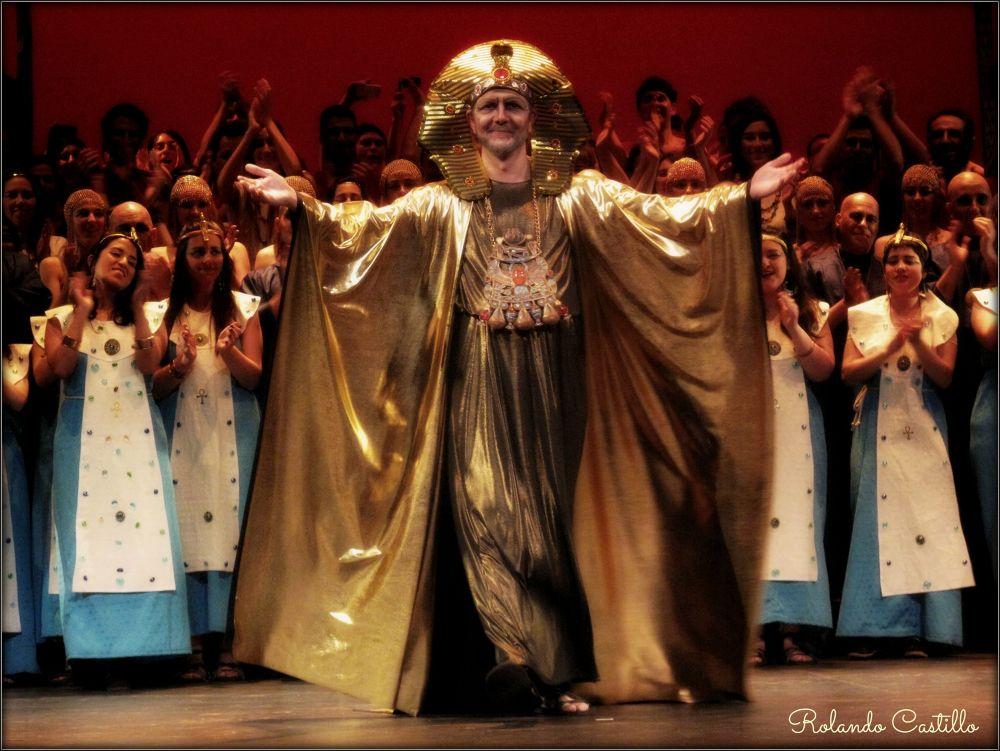 Photo in Random #aída #verdi #opera #theater #pharaon #egypt #egypcian