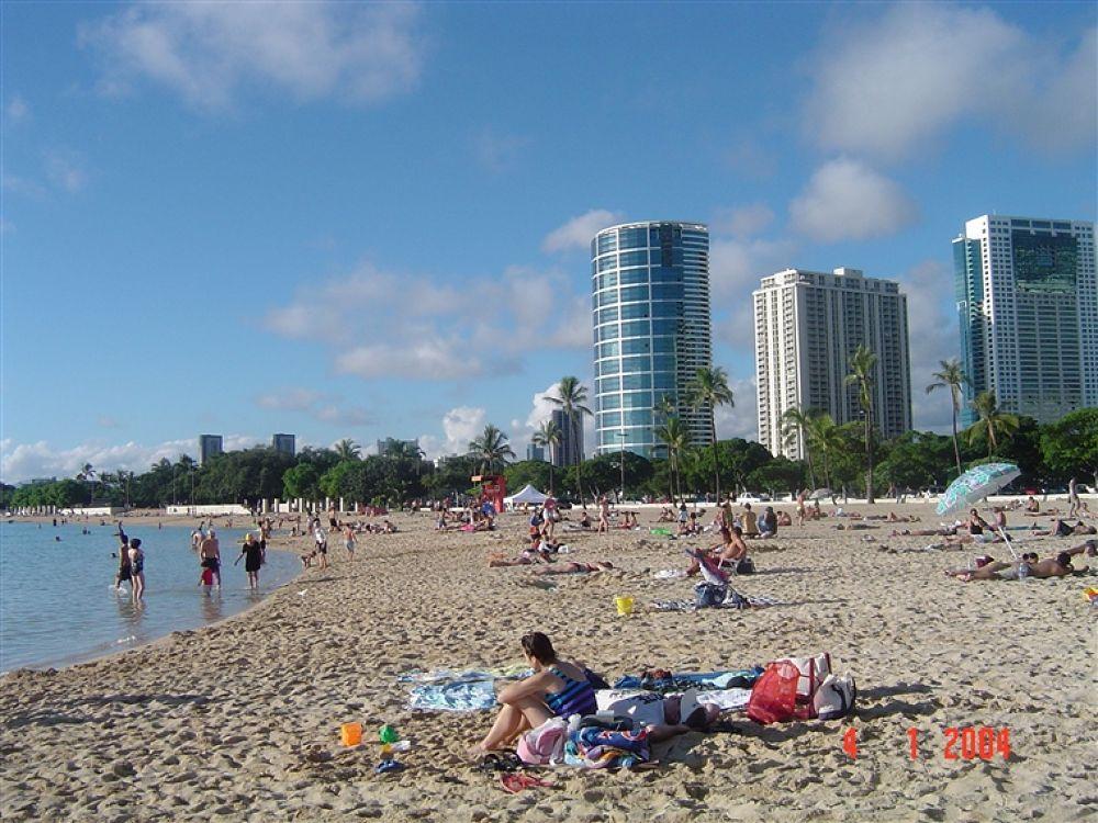 Photo in Random #beach #alamoana #hawaii
