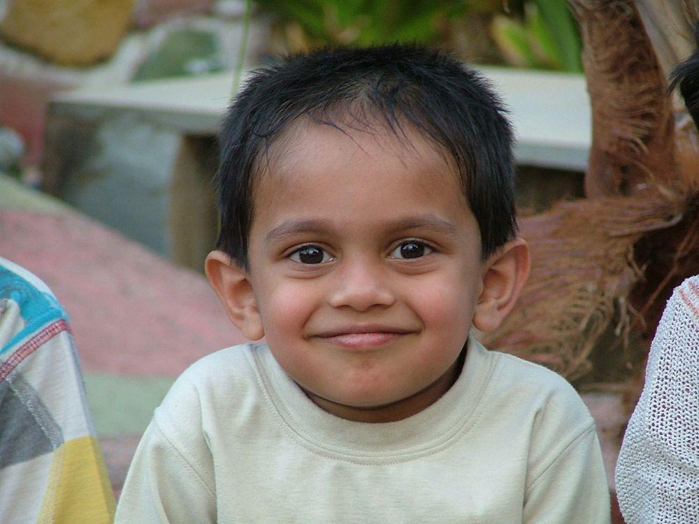 Photo in Portrait #innocence #aarav #smile