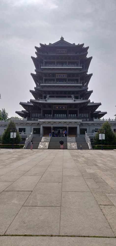 Photo in Architecture #chinese architecture #chinese #architecture #lixia district