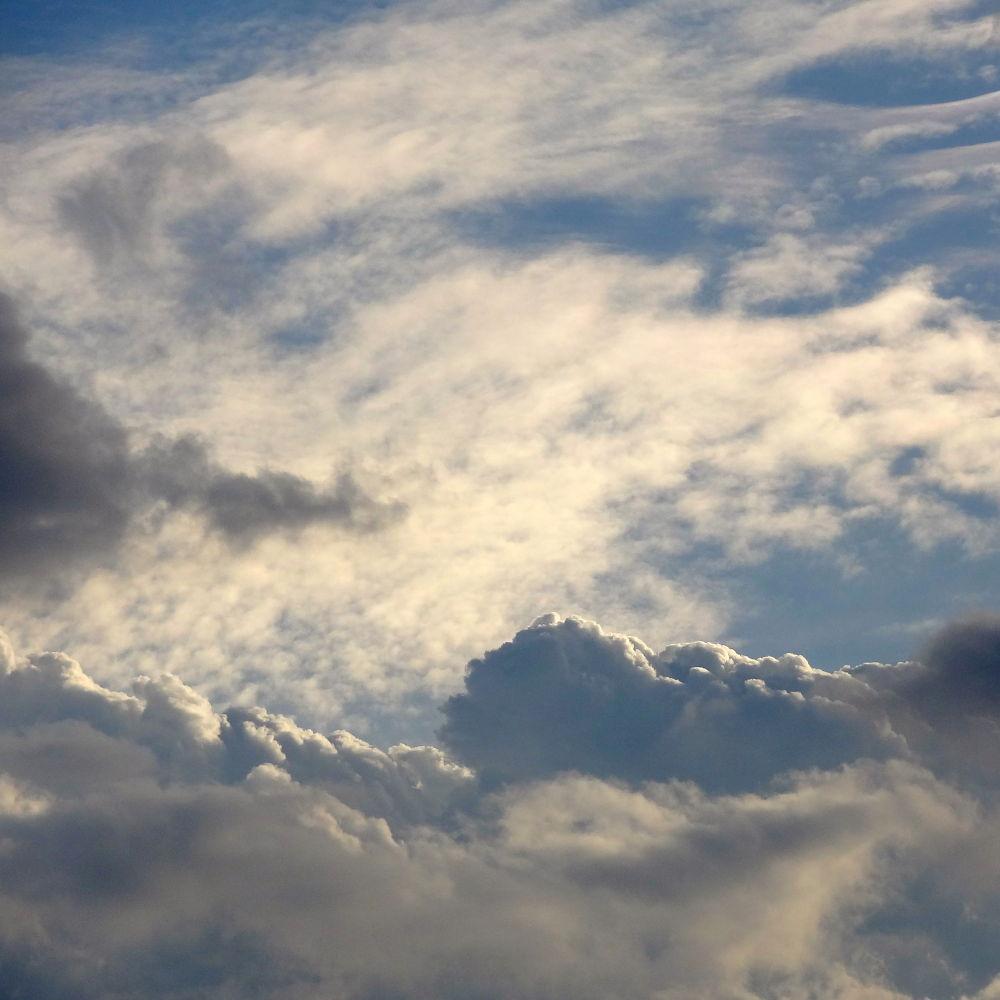 Photo in Nature #cloud #sky