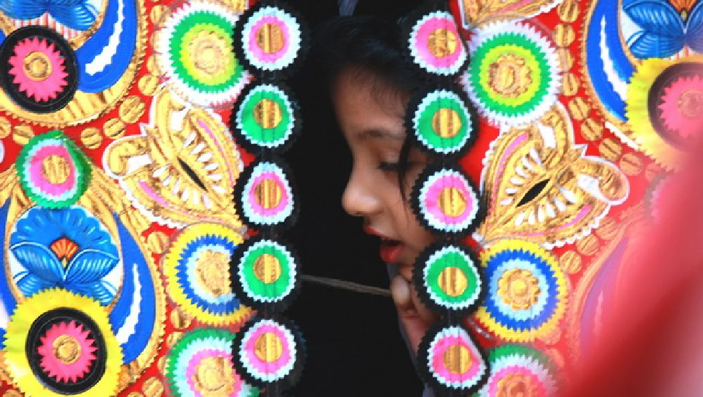Photo in Street Photography #rickshaw #streetm portrait #bangladesh