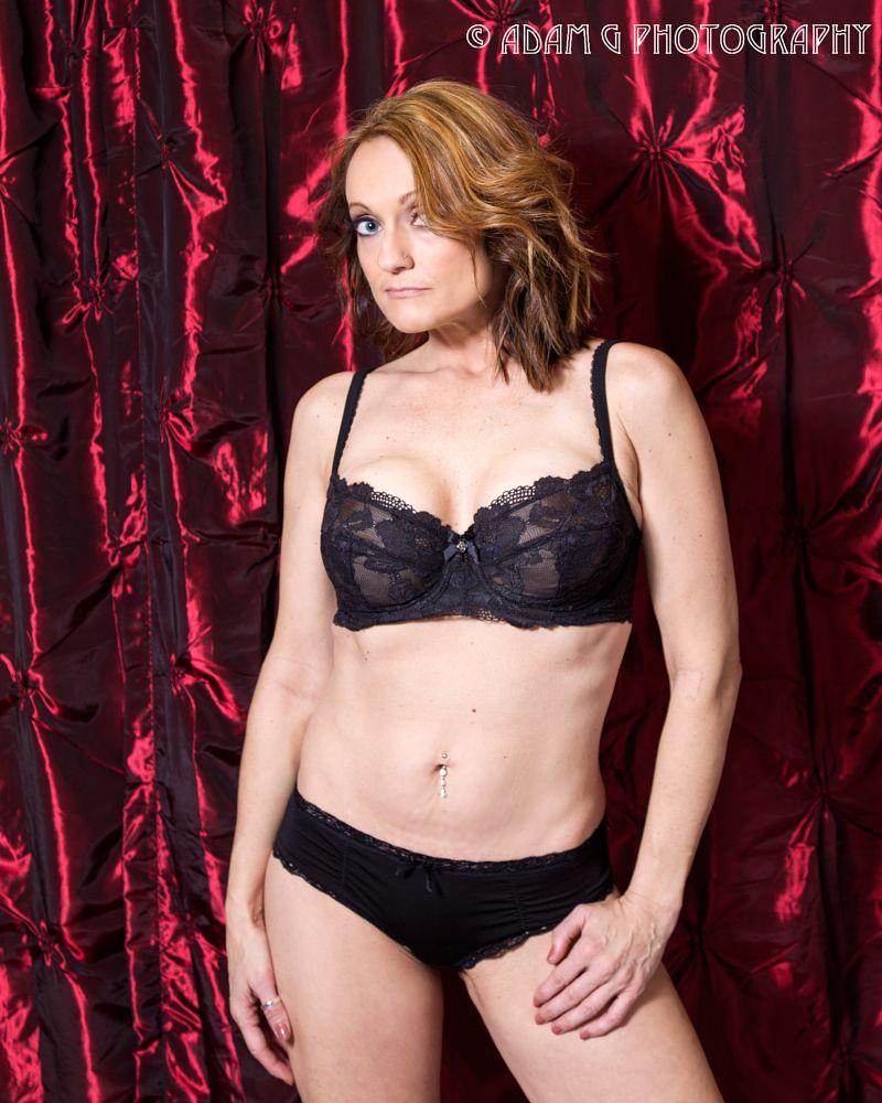 Photo in Portrait #model #studio #sexy #lingere